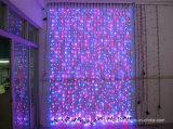 Vorhang-Licht des Weihnachtsfest-Dekoration-Stadiums-LED