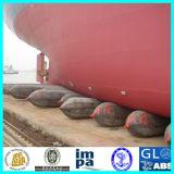Tipo de alta pressão bolsa a ar de lançamento do navio pneumático de borracha