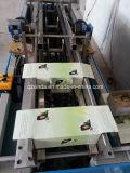 Macchina per l'imballaggio delle merci del fazzoletto per il trucco di sigillamento semiautomatico della casella di carta
