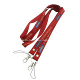 Satin Wrist Tube Bottle Pen mit Lanyard