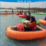 Motorisiertes Stoßboot Powred durch Battery 12V 33ah für 1-2 Kinder mit FRP Karosserien-und Belüftung-Plane-Gefäß
