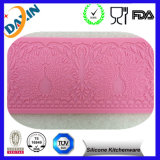 형식 New Silicone Lace Mat, Sugar Lace Mat, Cake Decoration를 위한 Cake Lace Mold