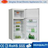 Двойная дверь размораживает холодильник холодильника