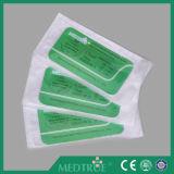 CE/ISO de goedgekeurde Medische Beschikbare Duidelijke Chirurgische Hechting van het Catgut met Naald