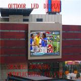 Visualización de LED sofisticada de la tecnología para al aire libre usar la pantalla a todo color