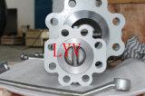 鋳造物鋼鉄上昇の振動ウエファーの小切手弁