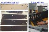 シート材料のための付着力の泡のパーホレーションの型抜き機械
