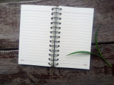 48k Hardcover Double Spiral Notebook (NP (48K) - X-009)