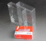 caixa pequena plástica da impressão UV do fabricante