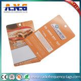 Cmyk Printing 13.56MHz RFID Smart Card Seguridad para el control de acceso