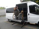 CE Tijera para discapacitados fabricante para el Benz Sprinter