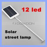 SolarPower 12LED Automatical Optical Sensor Saving Practical Waterproof Outdoor Solar Street Light