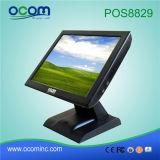 электронный кассовый аппарат 15inch с индикацией LCD для системы POS (POS8829)