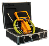 Sistema industrial da câmera da inspeção do dreno do esgoto da tubulação com função de DVR