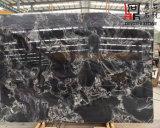 壁Cladingまたはフロアーリングのための中国の元のギャラクシー青い大理石の平板