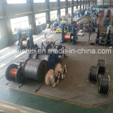 XLPE Insulated Aerial Bundled Cables 6.35/11、12.7/22、19/33kv Thermocouple ABC Cable Wires