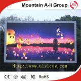 Pantalla de visualización al aire libre a todo color de LED P8