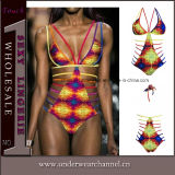 Großhandelsdame-Form-reizvolle Badeanzug-Bikini-Badebekleidung (T41720)
