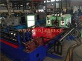 Hoher Grad-Stahlsupermarkt-Bildschirmanzeige-Waren-Rolle, die Produktions-Gerät UAE bildet