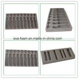Kundenspezifische Formen stempelschnitten EVA-Schaumgummi, kundenspezifische Verpackungs-Schaumgummi-Einlagen