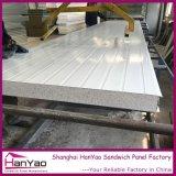 築壁または屋根ふきのためのアルミニウム及び鋼鉄熱絶縁体EPSのサンドイッチボード