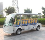 11 asientos Electric Sight Seeing Bus con el Ce Certificate Dn-11