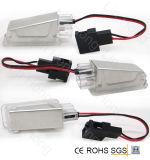 Canbus를 가진 Audi A2 A3 S3 A4 A5 A6 A7 A8를 위한 2X LED Lnterior 시트 빛