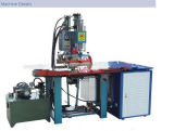 5kw Machine van het Lassen en het In reliëf maken van de Hoge Frequentie van de Post van de hydraulische Druk de Dubbele, Goedgekeurd Ce