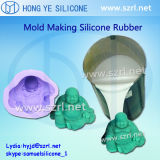 RTV Molding Silicon Rubber für Resin, Plaster Products Copied