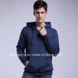 Mens su ordinazione Polar Fleece Hoodie con Print Logo