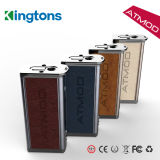 Kingtons 새로운 도착 Atmod Vape Mod, 60W 상자 Mod, 판매에 소형 상자 Mod