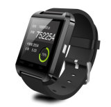 Montre intelligente de la montre U8 Bluetooth de promotion
