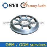 Bastidor de arena de aluminio de la rueda