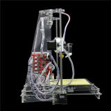 Stampante da tavolino trasparente di Fdm 3D della stampante 3D di alta precisione DIY al prezzo all'ingrosso