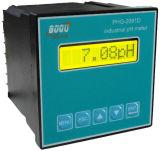 0-14 compteur pH en ligne industriel intense d'appareil de contrôle de l'immunité Phg-2091d pH d'interférence de mA