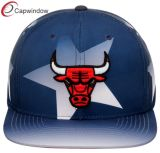 Chapeau promotionnel mou de /Snapback de base-ball de loisirs d'ère de sport de denim