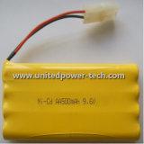 De Navulbare Nikkel-cadmium 1.2V 900mAh Batterij van Ni-CD