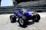 La nitro automobile del giocattolo 1/10 di plastica scherza l'automobile del giocattolo RC fatta in Cina
