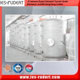 Tanque de água do armazenamento da pressão do aço inoxidável