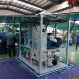 Серия Zja рентабельная и машина очистителя масла трансформатора высокого качества