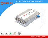 12V 4port 2 in 1 CCTV-Überspannungsableiter