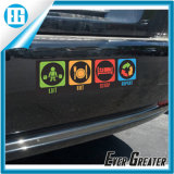 Coche Sticker con Your Own Design