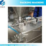 Máquina de empacotamento de enchimento da selagem da pasta pneumática do saco de plástico (FB-100QL)
