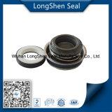 Sellos de aceite de goma del sello del eje de Mecchanical hechos en China (HF6A-12)
