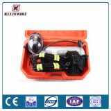 instrumento de respiração Scba do ar do cilindro da fibra do carbono 6.8L