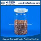La plastica dell'animale domestico Facile-Si apre può per l'imballaggio rosso delle date