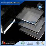 Grande strato acrilico UV originale trasparente della parete dell'acquario
