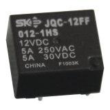 forme 5A 1 un relais de puissance (JQC-12FF)