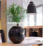 O potenciômetro de flor redondo da fibra de vidro Fo-186 para decora