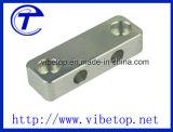 Precistion CNC機械で造られた小さいアルミニウム部品(Alu-V03)